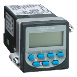 Schneider Electric - SCHNEİDER ELECTRİC ÖN BELİRLEME ÇOKLU FONKSİYON SAYACI LCD 6 BASAMAKLI EKRAN 230 V AC 3389110739862